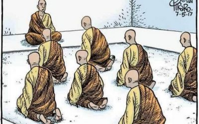 Zen & Now #5: The Difficulty of Doing Nothing